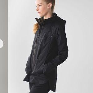 Lululemon Fo Drizzle Rain Jacket ☔️🖤